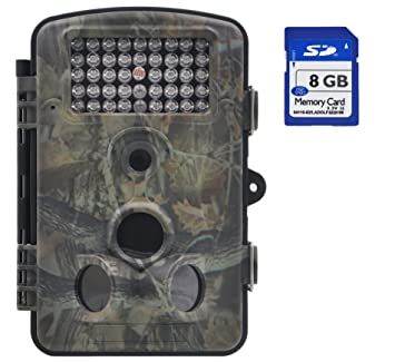 Amazon.com : ZenNutt HD 1080P Wildlife Trail & Game Camera, 12 MP ...
