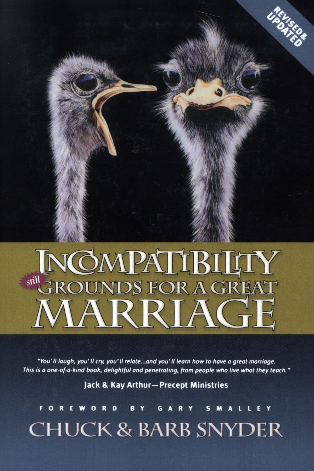 Incompatibility: Still Grounds for a Great Marriage pdf epub