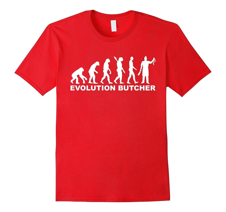 Evolution butcher T-Shirt-TD