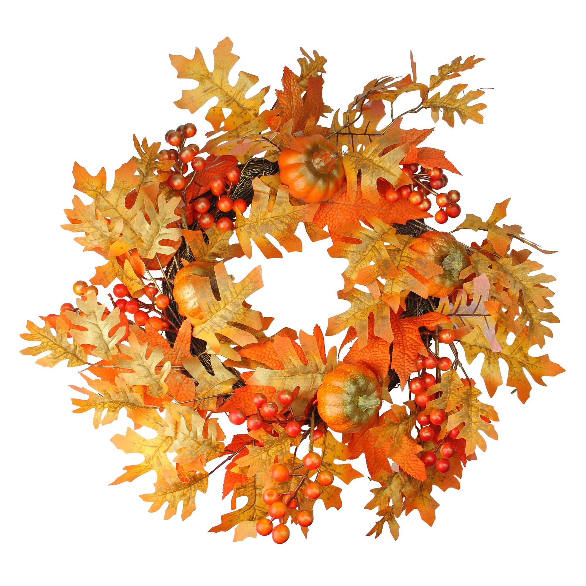 NORTHLIGHT VM37827 22'' Autumn Harvest Decorative Artifi by Northlight