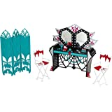 Monster High - Accesorios Zombiwood, camerino (Mattel BDD90)