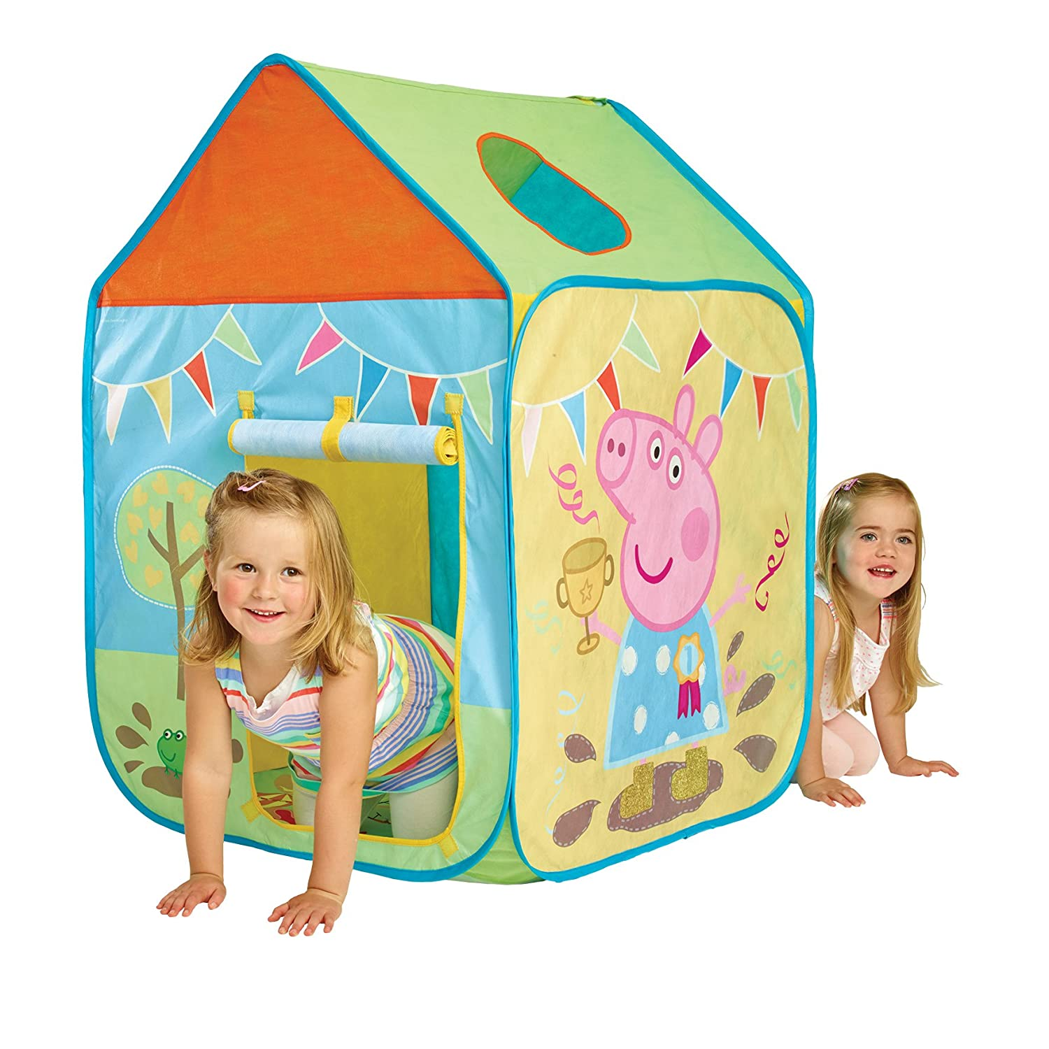 sc 1 st  Amazon.com & Amazon.com: GetGo Peppa Pig Wendy House Play Tent: Toys u0026 Games