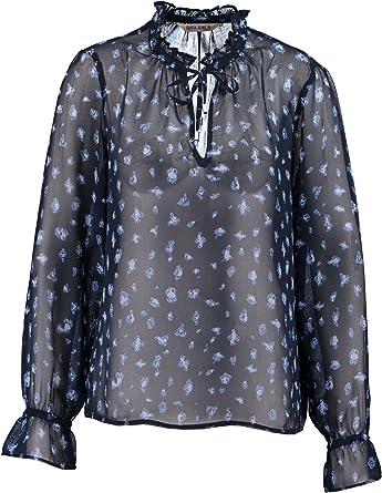 Garcia - Camisas - Manga Larga - para mujer (dark moon) 20 X-Large: Amazon.es: Ropa y accesorios