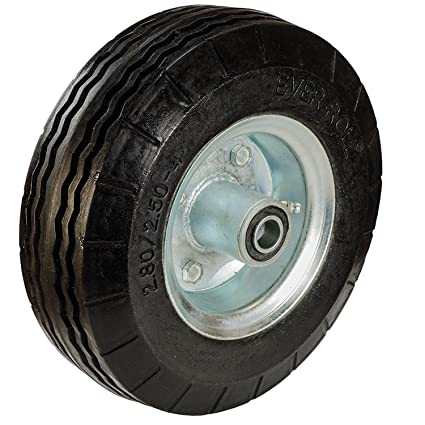 Semi Truck Tires Near Me >> Semi Pneumatic Flat Free Tire 8 X 2 75 Hand Truck Wheel 2 25
