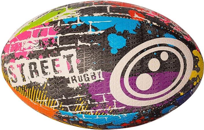 Optimum - Balón de rugby, Multicolor, 3: Amazon.es: Deportes y ...
