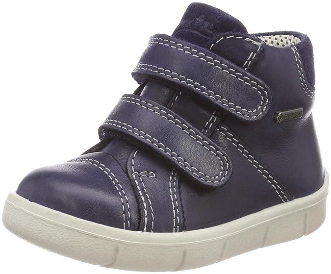 Superfit Ulli, Chaussures Bébé Marche Bébé Garçon - Marron - Braun (Fudge Kombi),