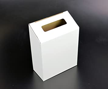 Amazonde Kleiner Karton Flach Ideal Für Visitenkarten