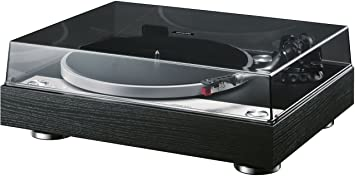 onkyo turntable. onkyo cp-1050-d direct drive turntable - black