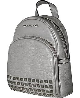 Amazon.com  MICHAEL Michael Kors Women s Small Studded Backpack ... b3bafa42634b4