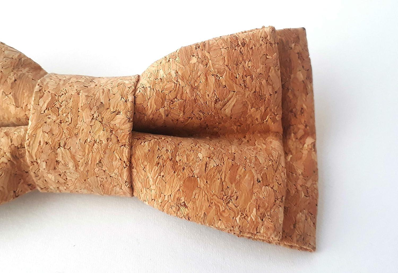 Pajarita de corcho hecho en España: Amazon.es: Handmade