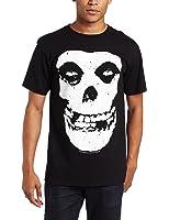 Impact Men's Misfits Skull and Logo Short Sleeve T-Shirt