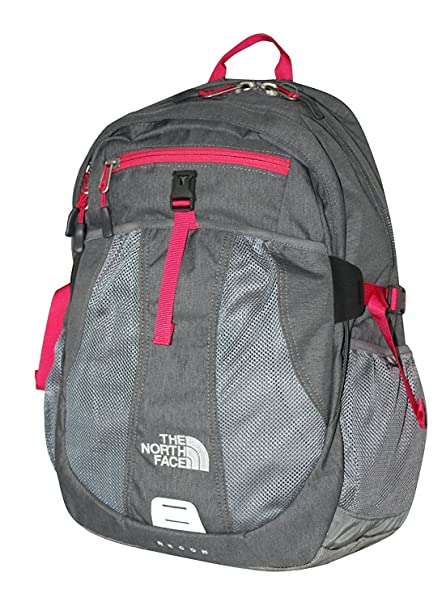 Recon Laptop Heather North The Face Bag Grey Backpack 17x14x4zinc Women Book Y6yfgb7