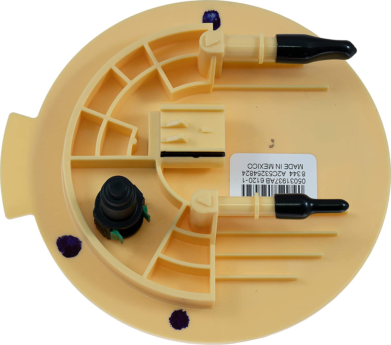 APDTY 142069 Fuel Pump Module /& Sending Unit Assmelby Fits Select 6.7L Diesel