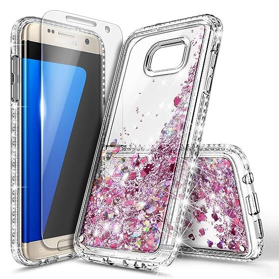 16e080ab4 Amazon.com  Galaxy S7 Edge Case