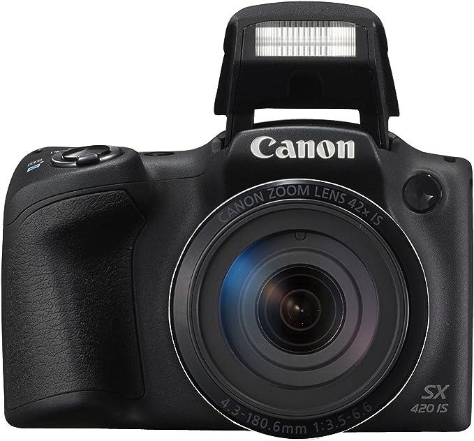 Amazon.com: Cámara digital Canon PowerShot SX420 IS ...