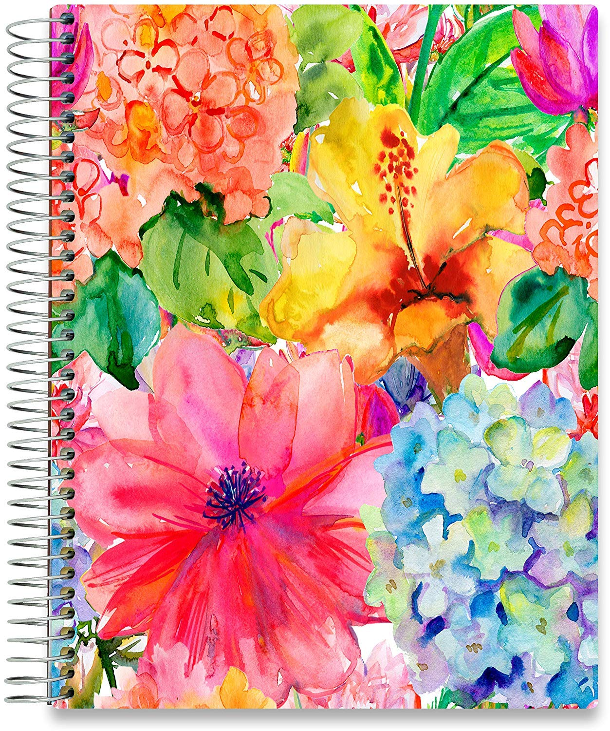 Tools4Wisdom April 2019-2020 Planner - Daily Weekly Monthly Academic Planner Calendar Year - 8.5'' x 11'' Hardcover