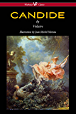 Candide (Wisehouse Classics - with Illustrations by Jean-Michel Moreau)