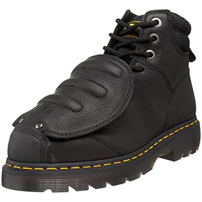 7c61fadd0d5 Dr. Martens Men s Ironbridge MG ST Steel-Toe Met Guard Boot