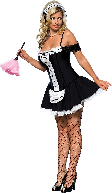 Sexy Dust Bunny Maid Costume