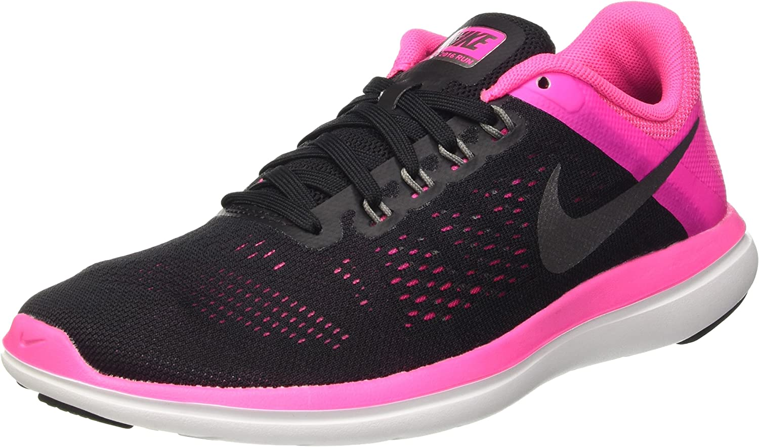 Sucio muñeca transmisión  Amazon.com | NIKE Women's Flex 2016 Rn Running Shoes | Road Running