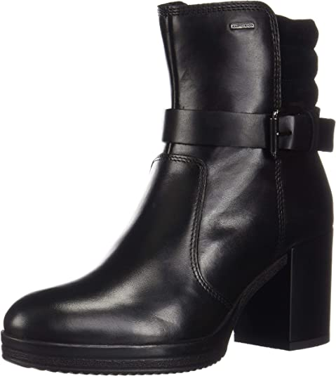 Final roble Mount Bank  Geox Womens Remigia Amphibiox Waterproof Boot Boots: Amazon.ca: Shoes &  Handbags
