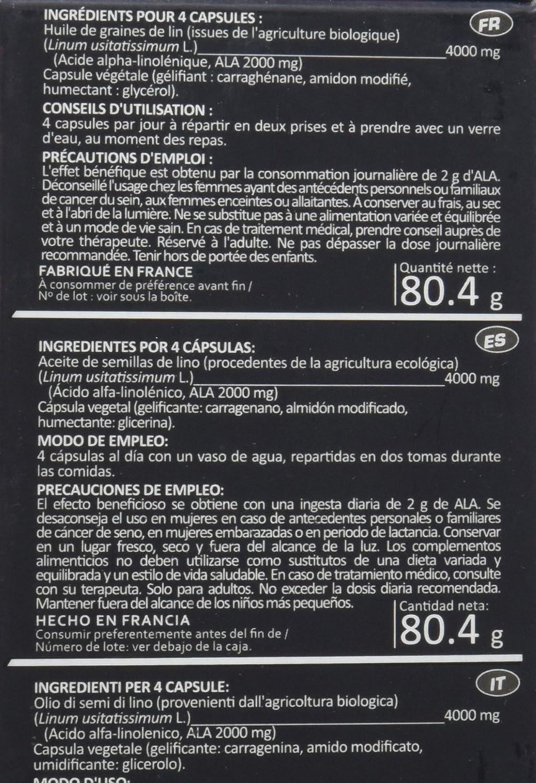 Abs Acide Alpha-Linol/énique Ala Multi-Vitamine