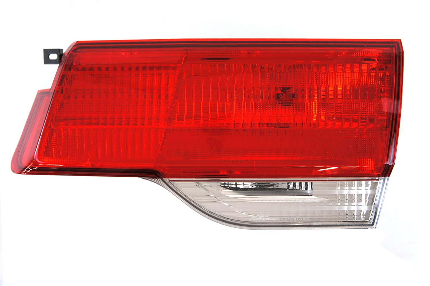 Genuine Honda Parts 34150-SM4-A02 Passenger Side Taillight Assembly