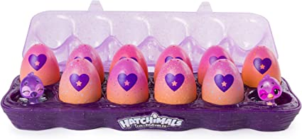 Hatchimals Colleggtibles 12 Pack Egg Carton Surprise Children Toys Birthday Gift