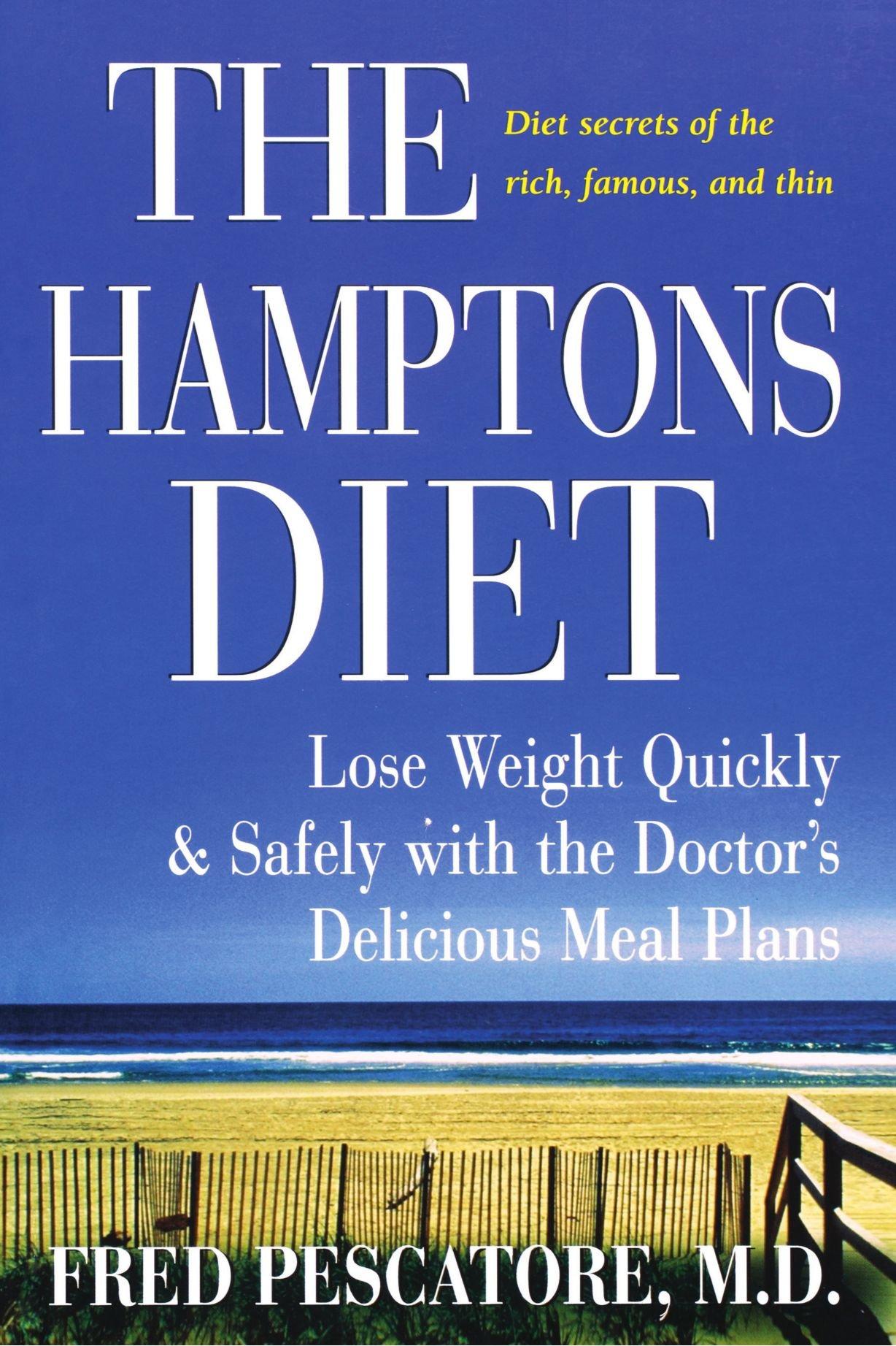 what it the ahampton diet