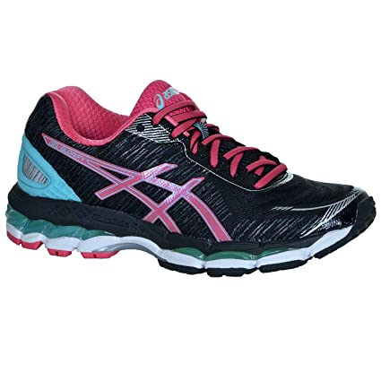 Asics gel glorify women's running black women's shoes