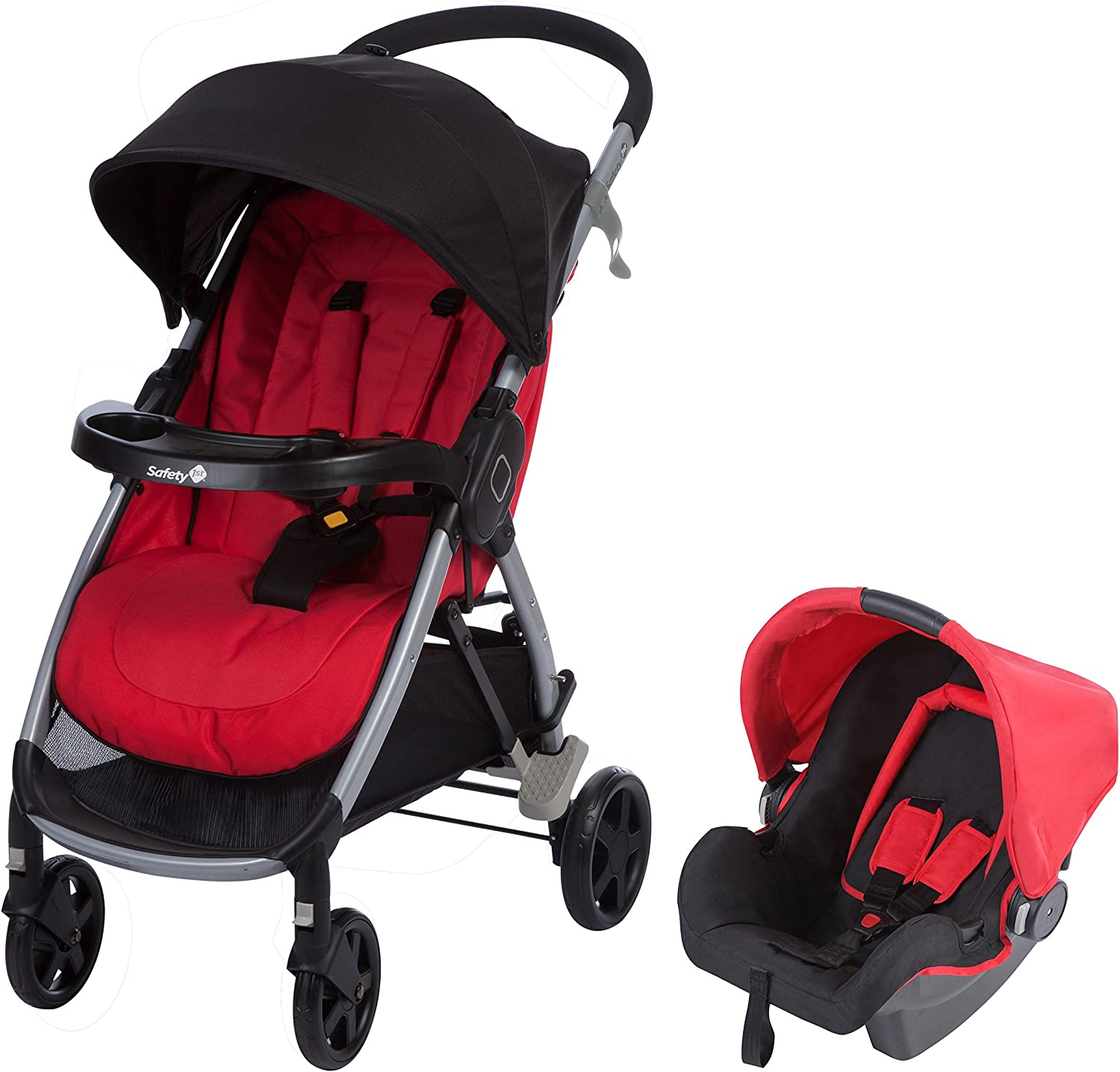 Safety 1st Pack Duo step & Go cochecito Ribbon Red: Amazon.es: Bebé