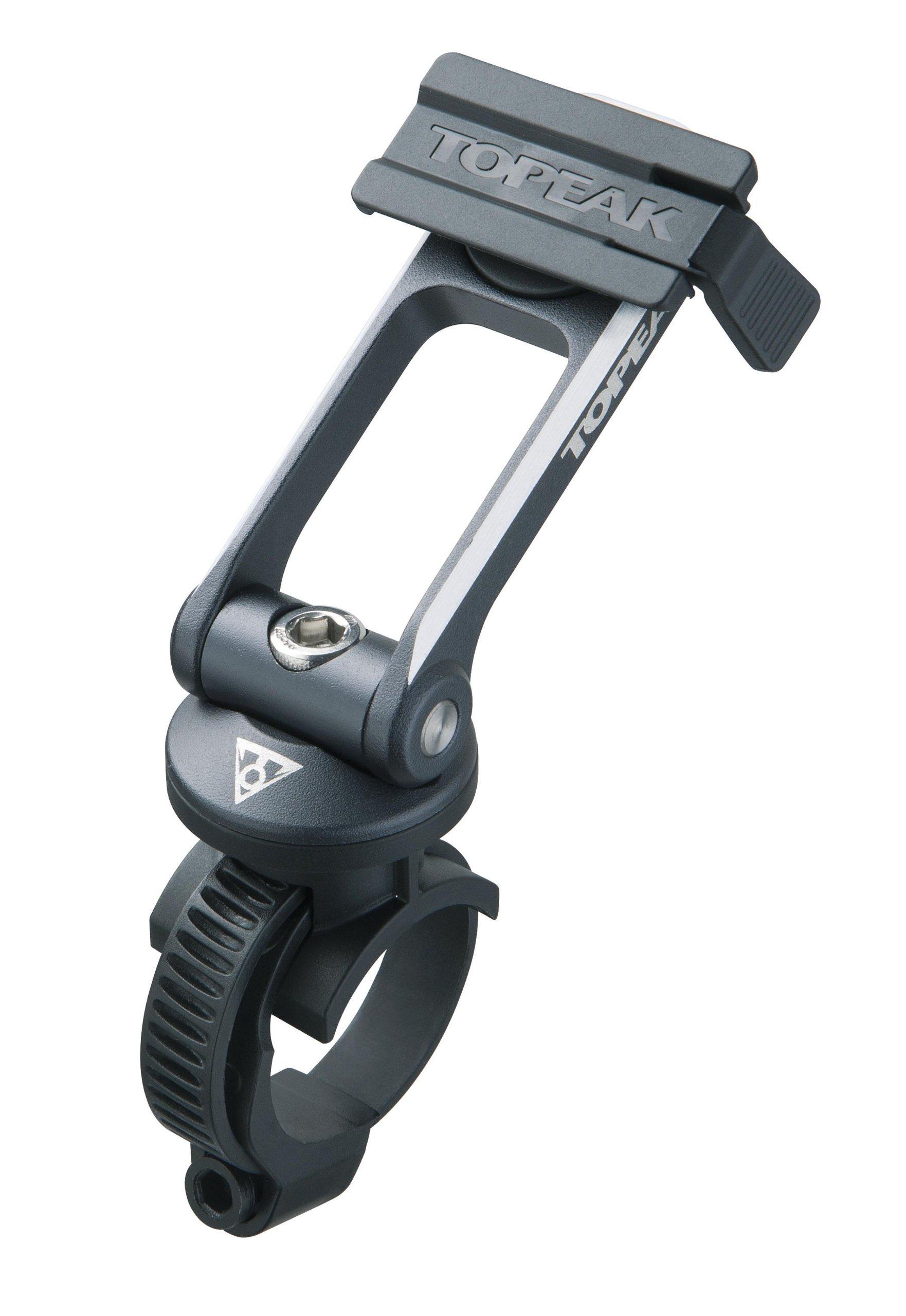 Topeak RideCase TT9855BG iPhone X 10 Smart Phone Holder Case /& Bike Bar Mount