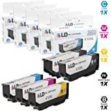 LD Remanufactured 410 / 410XL / T410 Set of 5 HY Ink Cartridges (1 Black, 1 Photo Black, 1 Cyan, 1 Magenta & 1 Yellow) for use in Expression XP-530, XP-630, XP-635, XP-640 and XP-830