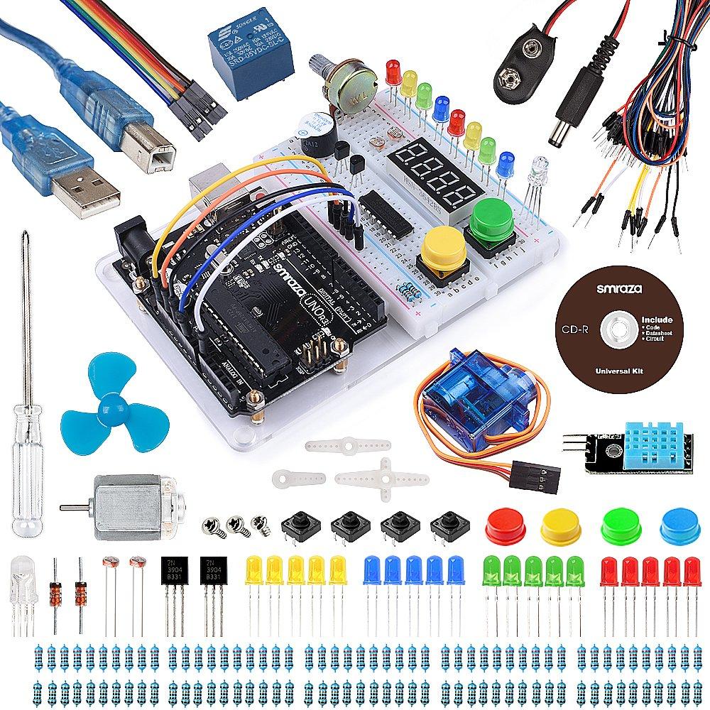 Arduino Uno R3 Kit SMRAZA (1L1XRUKW)