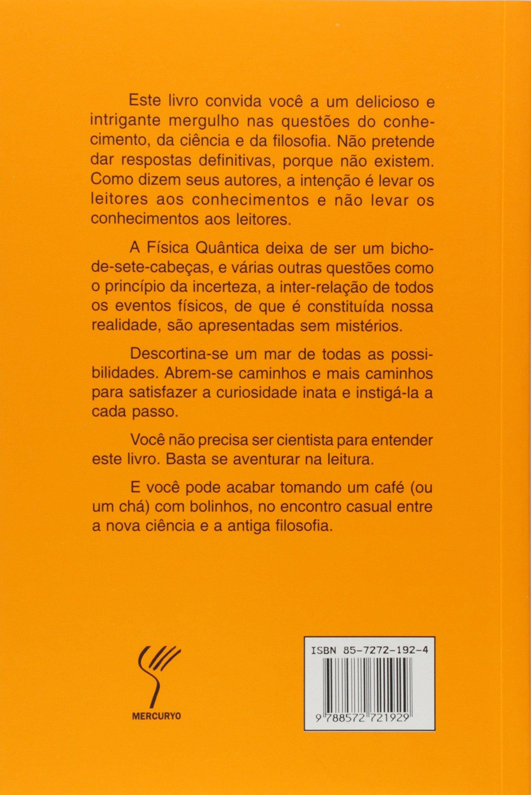 aac68fc8f A Realidade Quântica e a Filosofia - 9788572721929 - Livros na Amazon Brasil