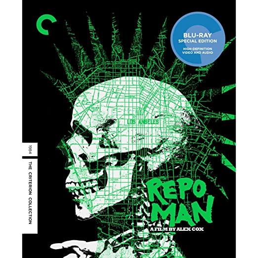 Repo Man - The Criterion Collection [Blu-ray]