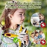 PETRIP Binoculars for Kids, Boys Airplane Toy
