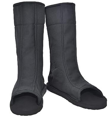 Amazon.com: DAZCOS - Sandalias unisex para botas Ninja ...
