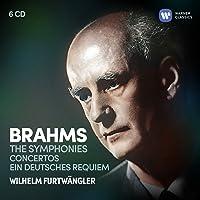 Brahms: The Symphonies, Concertos, Ein deutsches Requiem