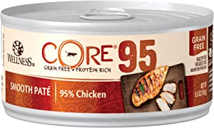 Wellness CORE 95% Wet Cat Food (Pack of 12)