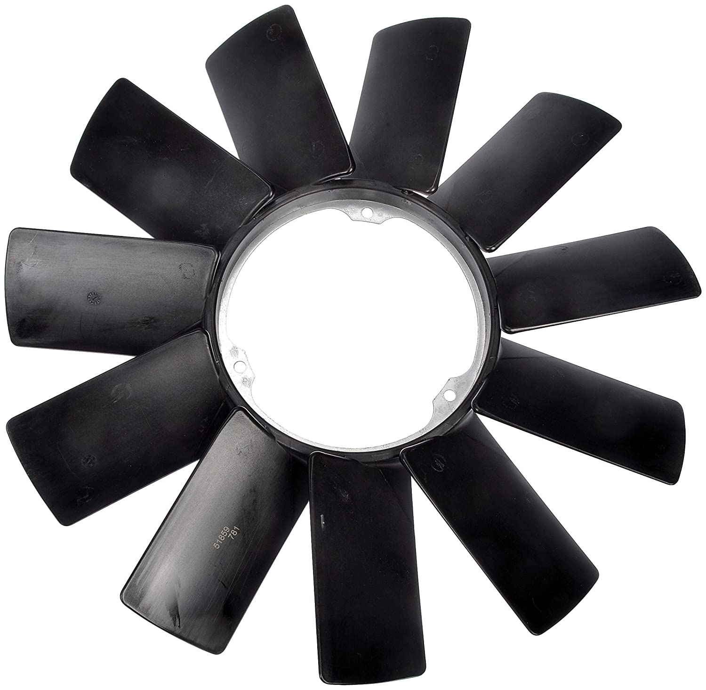 Dorman 621-584 Clutch Fan Blade for Select BMW Models