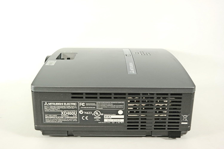 Amazon.com: Mitsubishi XD460U / XD460, 2600 Lumens, 2500:1 ...