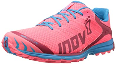 Inov-8 Women's Race Ultra 270 P Trail Running Shoe,Pink/Berry/