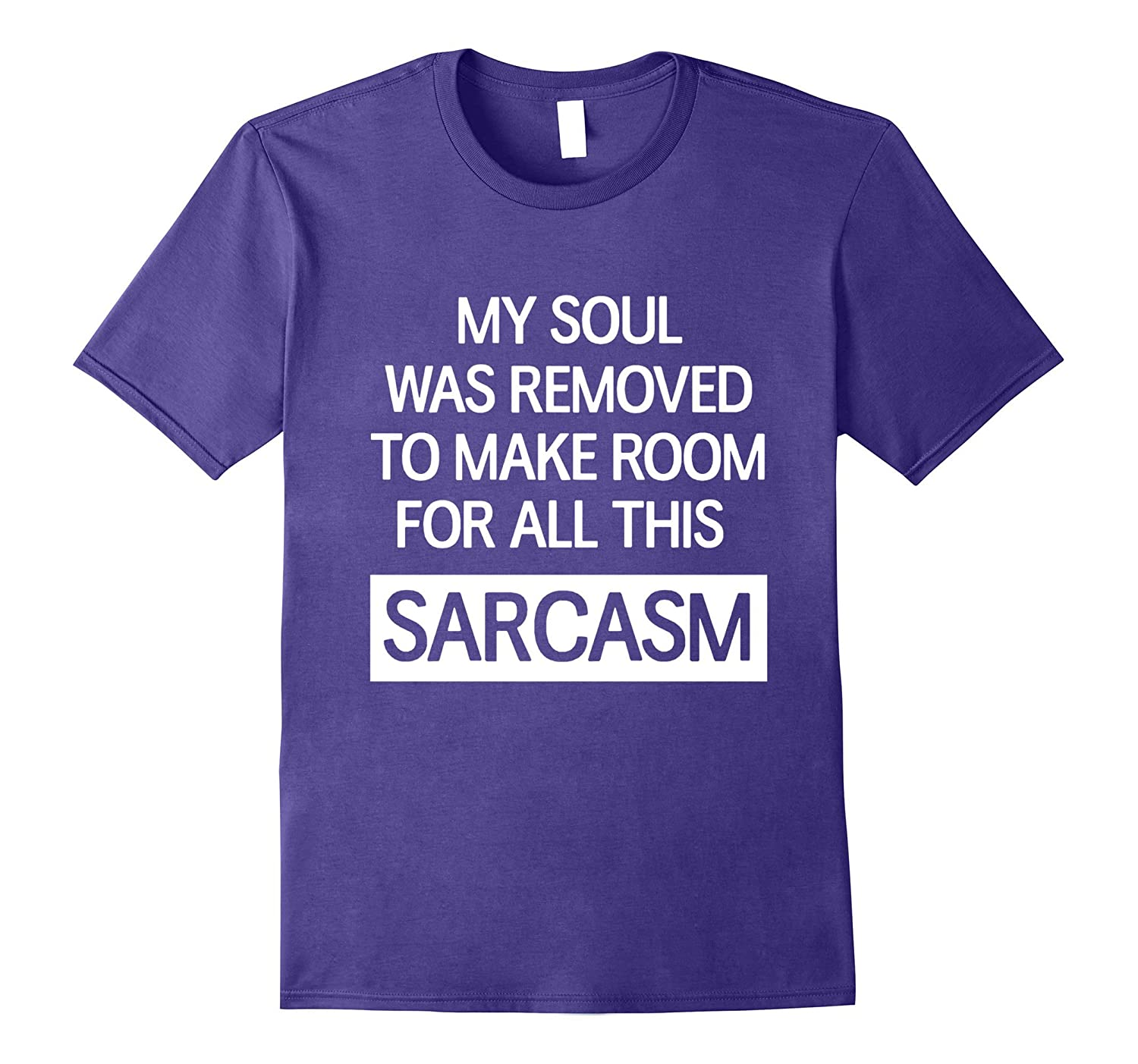 Teeday Soul was removed to make room for sarcasm-Vaci