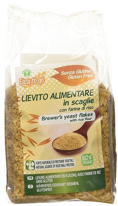 2 opinioni per Probios Lievito Alimentare in Scaglie con Farina di Riso- 100 gr