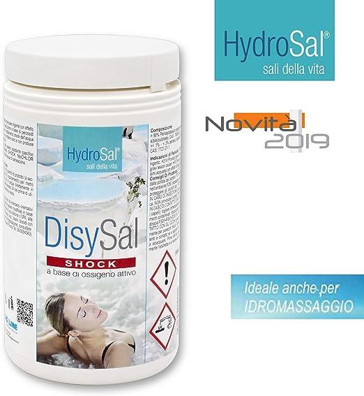 HYDROSAL DisySal Shock 1, 5 kg. - Óxigeno granular para ...