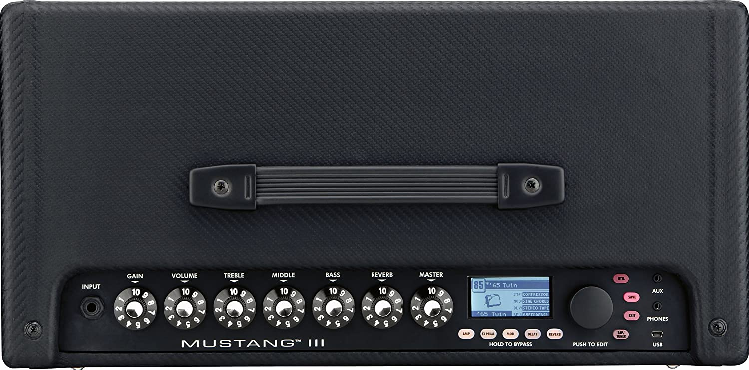 Related keywords amp suggestions for line 6 guitar amps - Amazon Com Fender Mustang Iii Electric Guitar Amplifier Musical Instruments