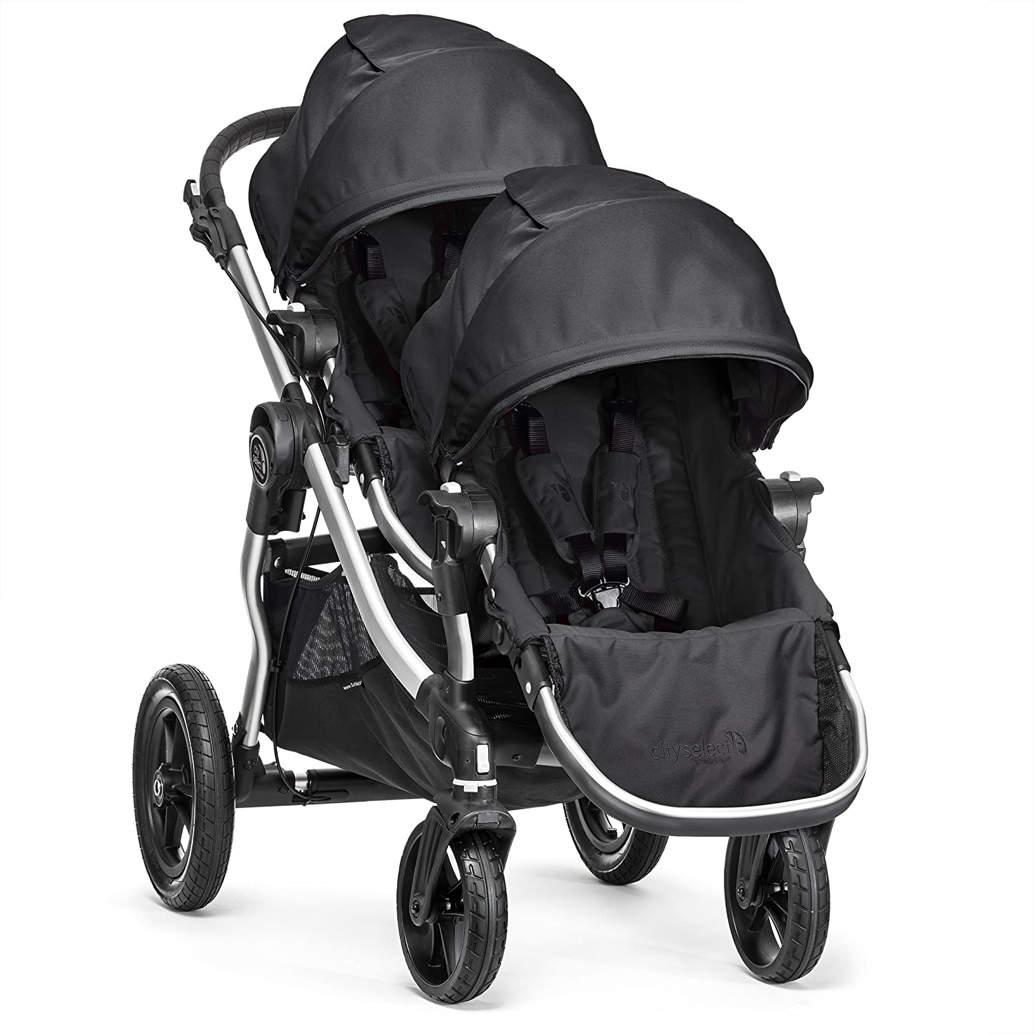 Amazon.com : Baby Jogger 2015 City Select with 2nd Seat, Onyx : Baby