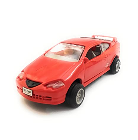 Buy Honda Car Toy For Kids Red Color Online At Low Prices In India