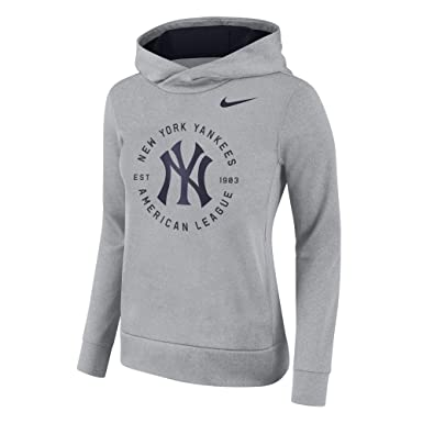 Nike Women s NY Yankees MLB Thermal Hoodie at Amazon Women s Clothing store  4546e721560